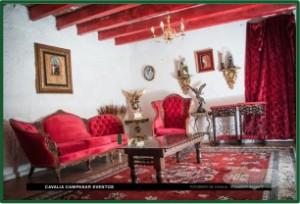 Jardin-Cavalia en México DF