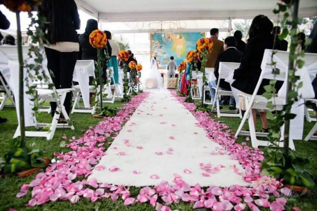 Area para Ceremonias